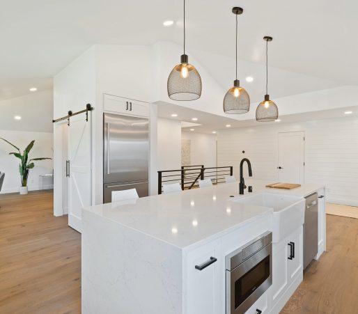 kitchen stone countertop
